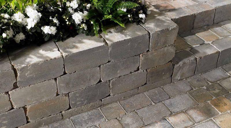 amalfi kollermauer gartenmauern system amalfi koll steine. Black Bedroom Furniture Sets. Home Design Ideas