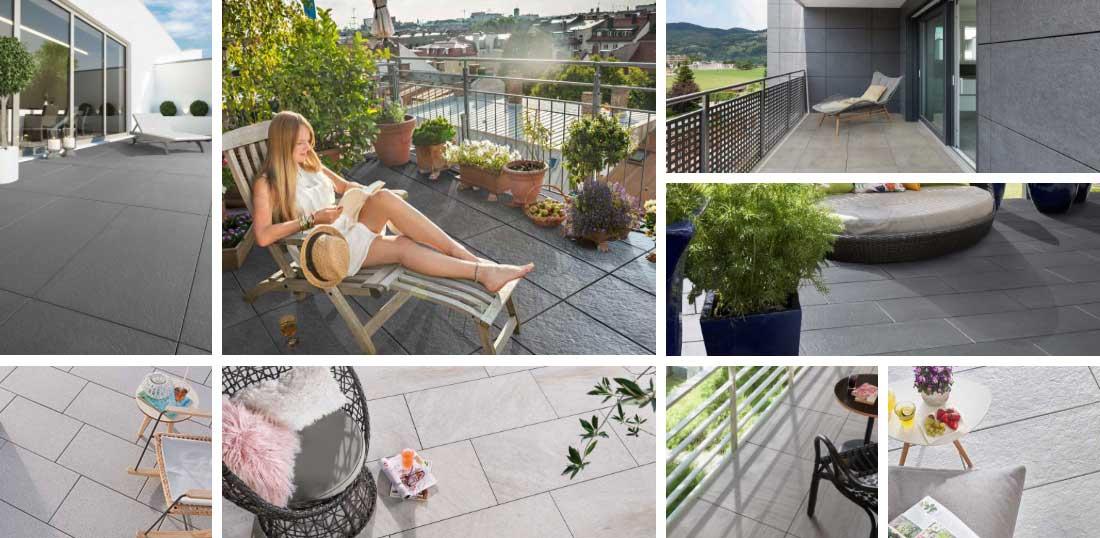 Inspiration und Ideen für Balkon und Dachterrasse