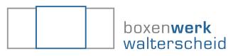 Boxenwerk Walterscheid