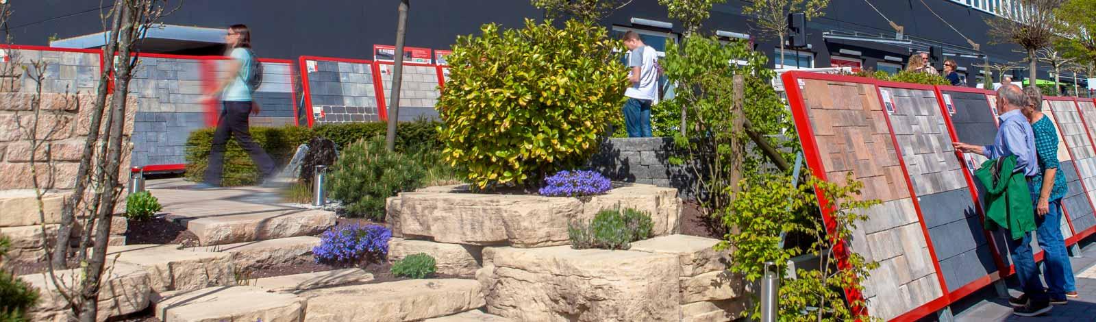 Gartenbau Langenfeld ideengärten koll steine