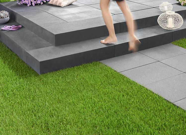 koll steine terrassenplatten zierpflaster mauern stufen palisaden. Black Bedroom Furniture Sets. Home Design Ideas